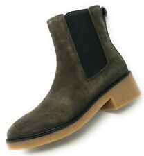 Klassisch Tommy Hilfiger Herren Grau Dunkel Schuhe Boots