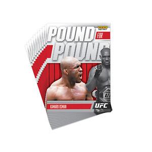2021 Panini Instant UFC Pound For Pound #5 Conor McGregor PRESALE