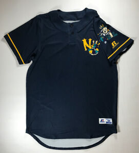 2017 New Orleans Baby Cakes Game Issued Batting Practice Jersey Size Medium