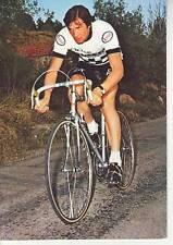 CYCLISME carte cycliste FRANCIS CAMPANER  équipe PEUGEOT- ESSO