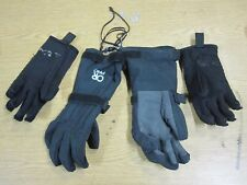Mint Outdoor Research Military Black Pro Mod Gloves with Liner Medium USGI