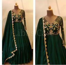 Green Suit designer Party wear Pakistani Salwar kameez Traditional Suit