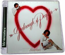 "YARBROUGH & PEOPLES - HEARTBEATS 2014 REMASTERED CD 1983 ALBUM + BONUS 12"" MIXES"