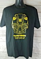Transformers The Last Knight Bumble Bee Premiere IMax 3D L Movie Prime Shirt NEW