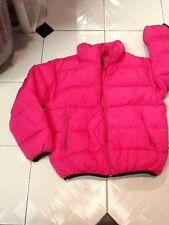 H&M Girls Pink Puffa Jacket Age 11/12 years