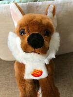 Steiff #070273 Snorry Fox NWT