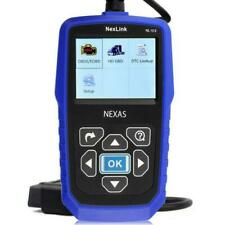 Nexas NL101 Car Code Reader Automotive Diagnostic Tool Check Engine OBD2 Scanner