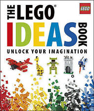 The Lego Ideas Book By DK Publishing Hardcover