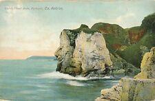Portrush – Giants Head Rock – County Antrim – Ireland