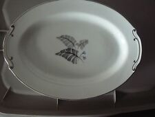 Japan 12 5/8 inch oval platter (Barbara 5861) 1 available