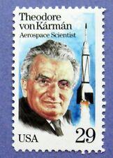 Sc # 2699 ~ 29 cent Theodore Von Karman Issue (bl26)