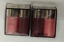 Hard Candy POPPIN PIGMENTS Loose Eye Shadows Duo WAR & PEACE 597 2 Sets 4 Tubes