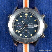OMEGA SEAMASTER PROFESSIONAL 2599.80 STAINLESS STEEL Cal 1164 42MM FADED BEZEL