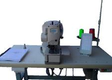 SC-1790 (Computer-controlled, Lockstitch Buttonhole Machine)