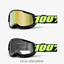 100 % Prozent Brille Strata2 Upsol Motocross Enduro Downhill MTB DH BMX