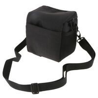 Soft Carrying Case Bag Pouch for Nikon Canon Sony Mirrorless Cameras Black