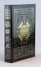 Brand New China Mieville 2002 The Scar Signed w/COA Easton Press Leather Edition