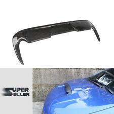 Carbon Fiber For Subaru WRX STI 4th Sedan / Levorg Wagon Front Hood Scoop D Type