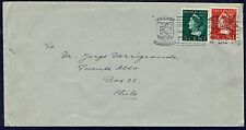 1041 NETHERLANDS TO CHILE COVER 1946 ROTTERDAM - PUENTE ALTO