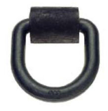 "(4) 5/8"" D-Rings with Weld On Clip"