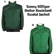 TOMMY HILFIGER NEW MENS FULL ZIP WATER RESISTANT...
