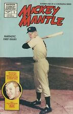 Magnum Comics Mickey Mantle 1 Baseball's Heroes  Dec 1991 Bagged and Boarded
