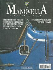 LaManovella  .Italian Classic Cars And Bikes 1995 Feb./March Vol.35 No2