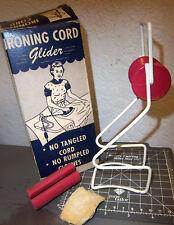 Vintage Ironing Board Glider, w/ original box, great retro graphics on box