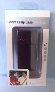 Belkin iPod Nano Canvas Flip Case 2GB 4GB 8GB 2nd Generation F8Z129eaKG
