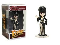 Funko Rock Candy Elvira Mistress of the Dark - Elvira Vinyl Collectible No 20547