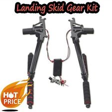 NEW Electric Retractable Landing Skid Gear Kit for DJI F450/Phantom/FPV RC U