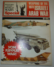 History Of The World Wars Special Magazine Israeli Arab War 1973 021715r2