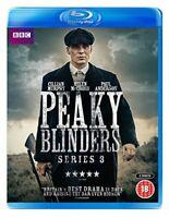 Peaky Blinders - Series 3 [Blu-ray] [2016] [DVD][Region 2]