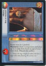 Lord Of The Rings CCG Reflections Foil Card  9R20 Nenya Ring Of Adamant