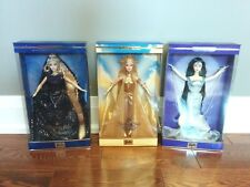 Mattel Barbie Celestial Collection - Complete Set of 3 NRFB MINT CONDITION