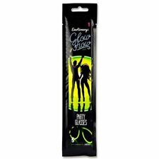 Emotionery Glow Show in the Dark Party UV Colour Neon Sticks - Party Glasses x1