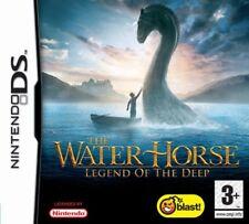 The Waterhorse: Legend Of The Deep Nintendo DS DSi XL Brand New