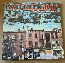 Bad Religion! The New America! Punk Rock Vinyl! Mint! Factory Sealed! New!
