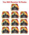 10-Pack Kodak Advantix 3700IX APS Film Camera Advanced Photo System Flash Date