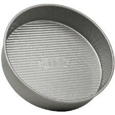 "USA Pan Americoat Nonstick Aluminized Steel 8"" Round"