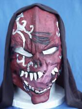 Devil Alien Halloween Mask Full Face Rubber Mask