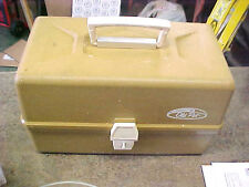 "BS1 Vintage RARE! Old Pal tacklebox tackle box NO model number! 14"" L x 8"" W 9 H"