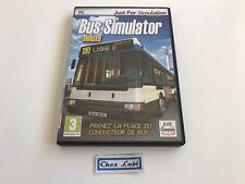Bus Simulator Deluxe - PC - FR
