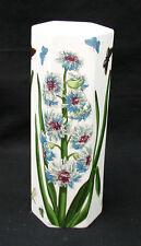 """Portmeirion Botanic Garden 7"""" Hexagon Vase - Vintage"""