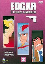 EDGAR  LE DETECTIVE CAMBRIOLEUR VOLUME 2 /*/ DVD DESSIN ANIME NEUF/CELLO