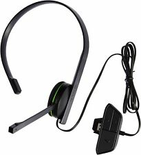 Microsoft Xbox One Chat Headset - Black (S5V-00007)  NEW