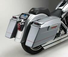 Cycle Visions Bagger-Tail for Softail  Black Bag Mounts CV-7200A*