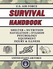 U.S. AIR FORCE SURVIVAL HANDBOOK - UNITED STATES AIR FORCE (COR)/ MCCULLOUGH, JA