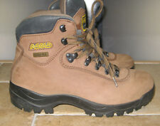 Asolo Ladies Hiking Boots Brown Leather AFX 520 GTX Gore-Tex  Size US 7.5