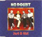 Maxi CD - No Doubt - Just A Girl - #A2299